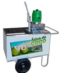 Carrinho de Água de Coco PADRÃO