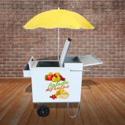 Carrinho de Salada de Frutas BASICO