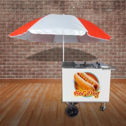 Carrinho de Hot Dog BÁSICO