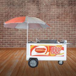 Carrinho de Hot Dog SUPER